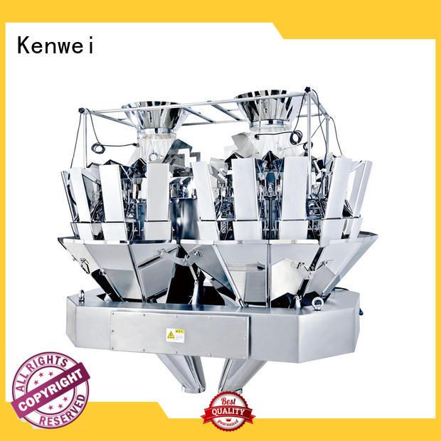 hardware multihead weigher packing machine multimouth indoor Kenwei