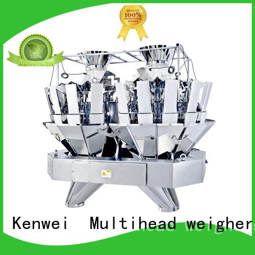 Máquina de envoltura retráctil de estabilidad Kenwei fácil de desmontar para pato salsa