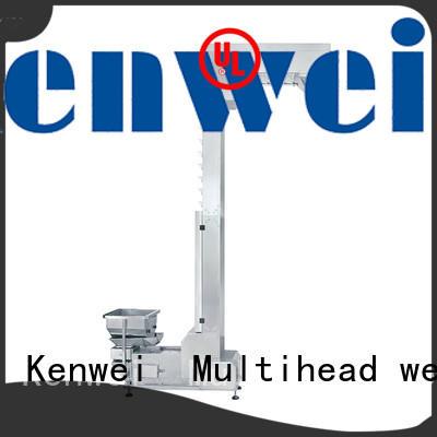 Transportador de cadena inclinada Kenwei con alta calidad para maíz