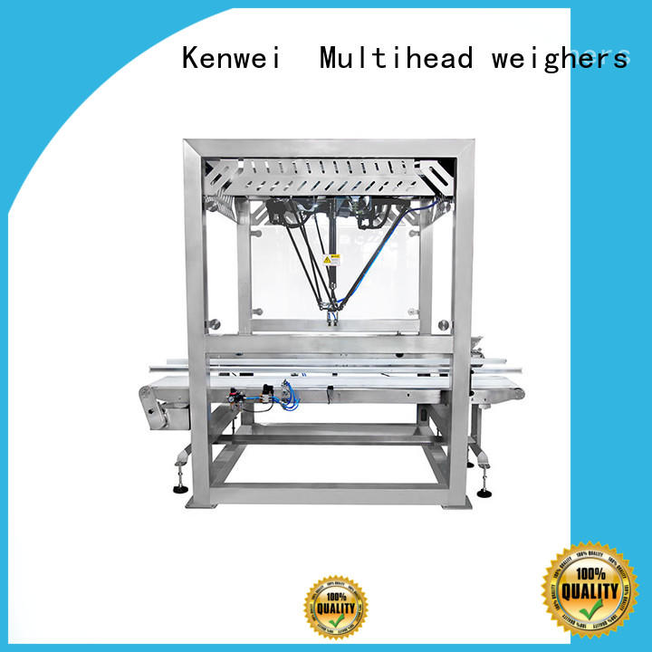 standard packing robot easy to disassemble for factory Kenwei