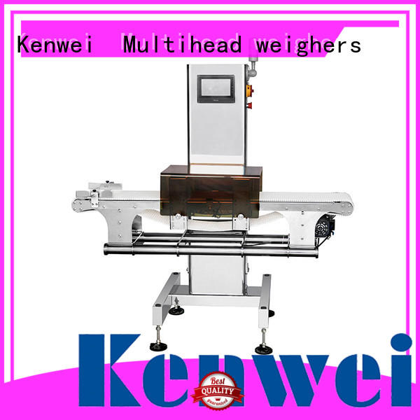 Detector de metal para industria de goma de juguete Kenwei