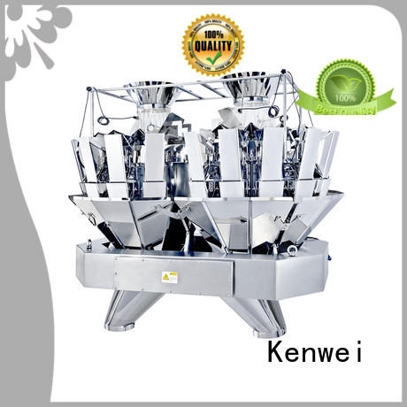Kenwei d'alimentation emballage machine avec de haute qualité pour les matériaux avec de l'huile