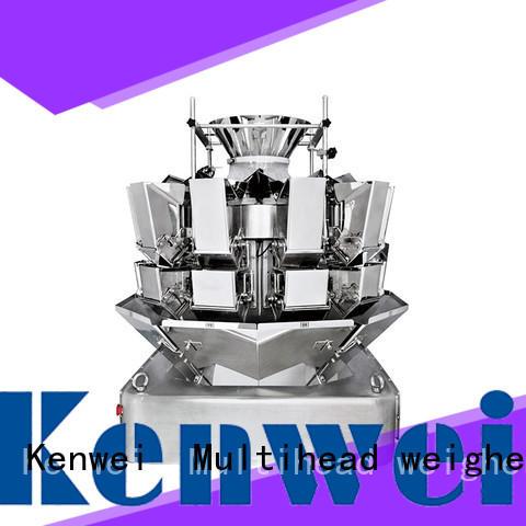 Instrumentos de balanzas de carbono pecado muelle contando la marca Kenwei