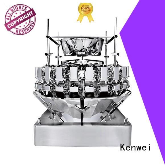 Máquina de llenado de estabilidad Kenwei con alta calidad para pescado picante