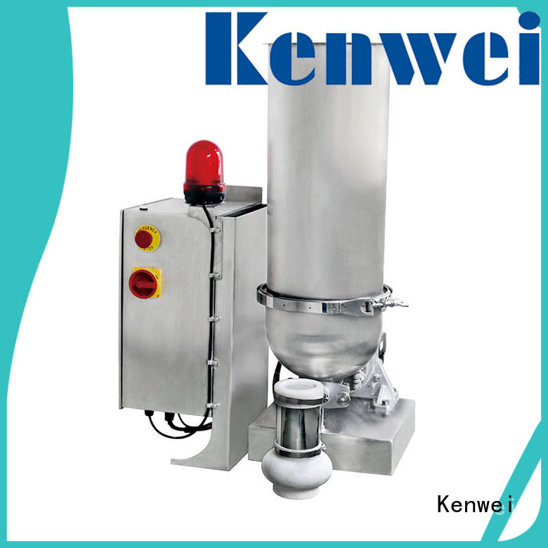 Quality Kenwei Brand fully automatic loss-in-weight feeder