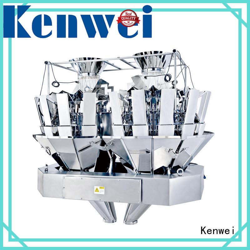 Kenwei congelés poids checker facile à démonter pour poisson épicé