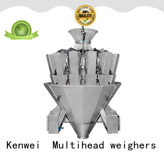Empaquetadora de bolsas de alimentación Kenwei con sensores de alta calidad para peces picantes