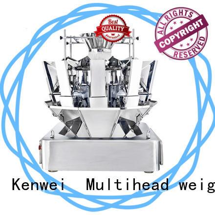 Kenwei máquina de embalaje congelado precio fácil de desmontar para materiales con alta viscosidad