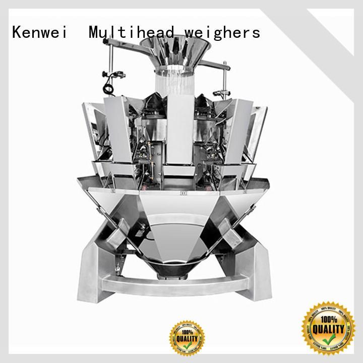 Kenwei manuel emballage machine avec de haute qualité capteurs pour poisson épicé