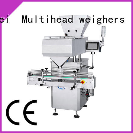 two stage automatic double channel Kenwei Brand automatic counting and packing machine manufacture