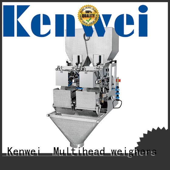 Pesadora electrónica modular Kenwei con estructura simple para café y azúcar