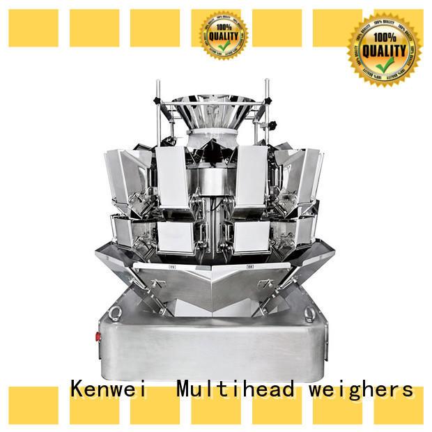 Máquina de llenado de productos Kenwei fácil de desmontar para salsa de pato