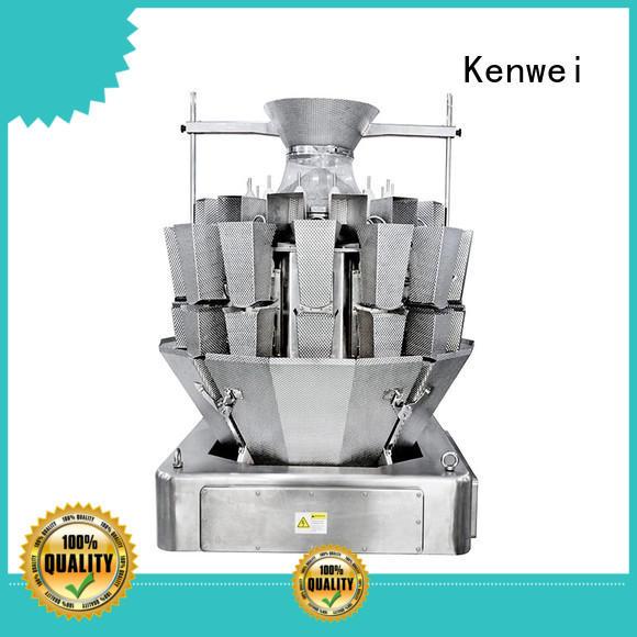 Kenwei emballage d'alimentation machine facile à démonter pour les matériaux avec de l'huile