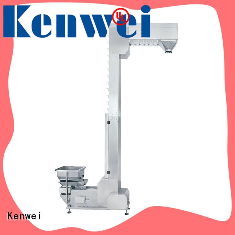 Kenwei miniature convoyeur équipement avec haute qualité pour le maïs