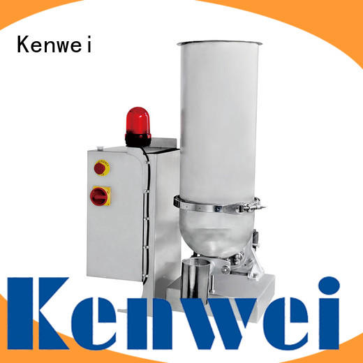 Custom durable simple Operation loss-in-weight feeder Kenwei fully automatic