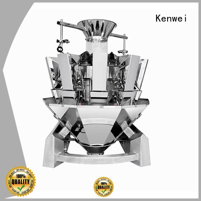 Máquina de embalaje de precisión Kenwei china con sensores de alta calidad para peces picantes