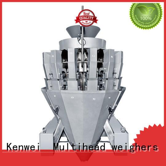 Kenwei tres máquinas de embalaje precio fácil de desmontar para salsa de pato