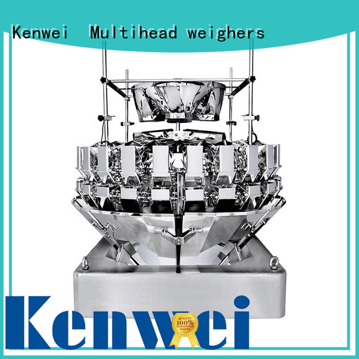 Kenwei steel heat sealing machine easy to disassemble for materials with oil