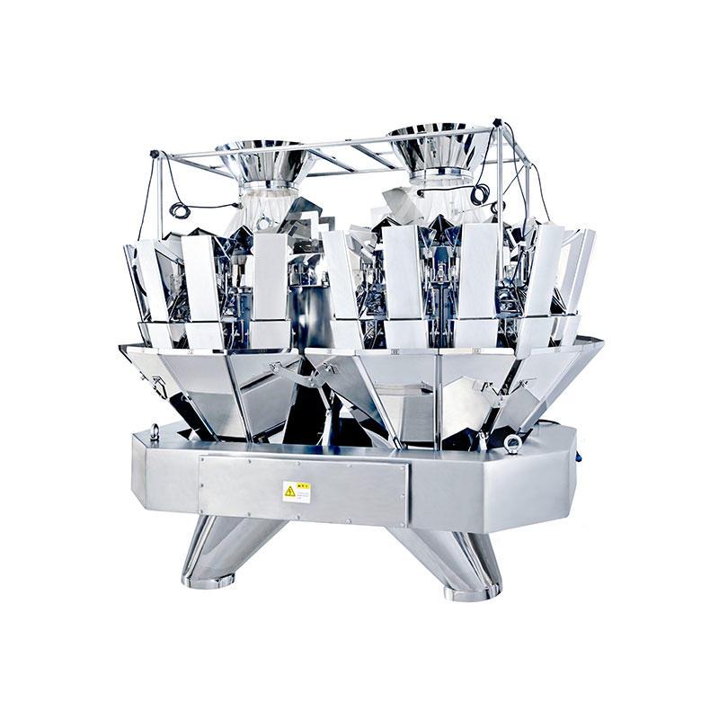 Kenwei multimouth poudre machine de remplissage facile à démonter pour sauce canard-1