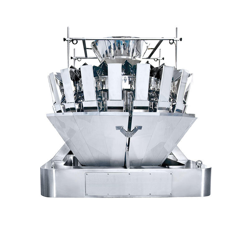 Kenwei -Best 2g Standard 20 Heads O Type Multihead Weigher 16l 25l Manufacture