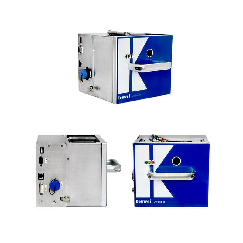 Impresora de transferencia térmica Kenwei con gran integridad para papel de aluminio-1