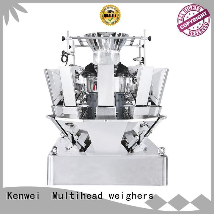 Sistemas de embalaje de pesaje Kenwei fáciles de desmontar para materiales con alta viscosidad