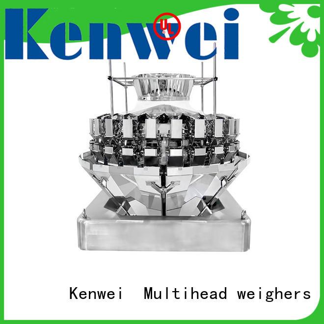 Kenwei congelés trieuse pondérale avec haute-qualité capteurs pour poisson épicé