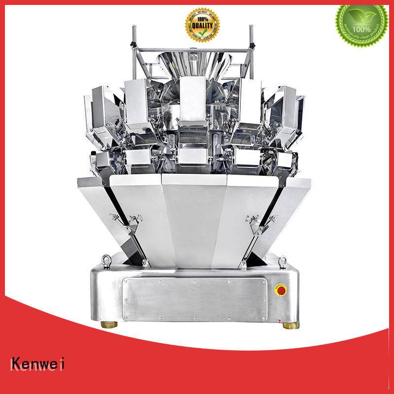 Kenwei alimentaire équipements d'emballage alimentaire avec haute-qualité capteurs pour sauce canard