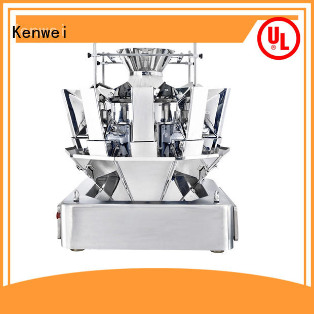 cheese counting weighing instruments salad output Kenwei Brand