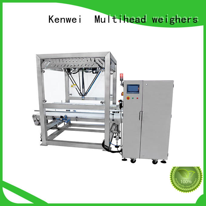 low cost touch screen packaging machine durable customized Kenwei company