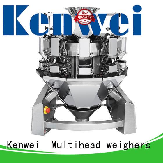 Máquina de llenado de alimentación Kenwei de alta calidad para materiales con aceite