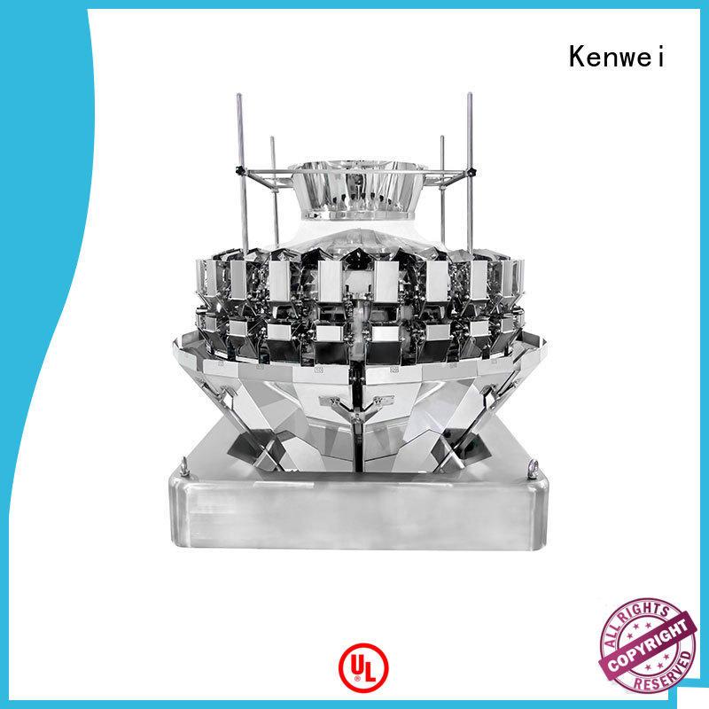 Máquina de envasado al vacío Kenwei con sensores de alta calidad para materiales con alta viscosidad