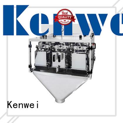 Anti-poussière électronique de pesage machine miniature avec structure simple pour matériaux avec légère viscosité