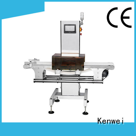 Kenwei Brand energy-saving chemical meat metal detector automatic