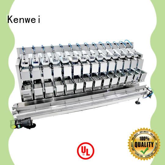 Máquina de envasado Kenwei respetuosa con el medio ambiente con un diseño exquisito para café y azúcar