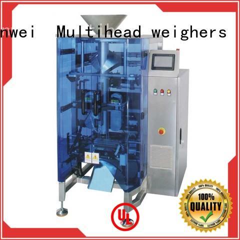Kenwei en ligne verticale machines d'emballage en vente pour oreiller sac