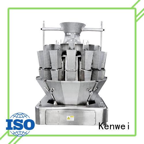 Contrôleur de poids de poudre d'acier multi-bouche sexy Kenwei