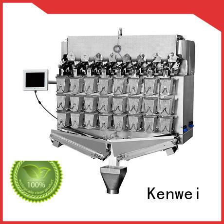 Aucun instrument de pesage à ressort ne nourrissant la société Kenwei