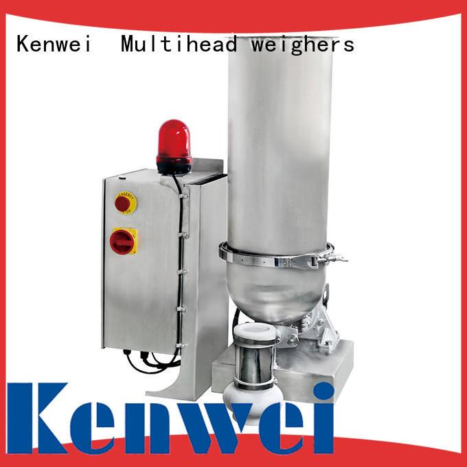 Usine entièrement automatique à double perte de poids de marque Kenwei