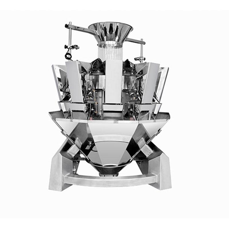 Máquina de embalaje de precisión Kenwei china con sensores de alta calidad para peces picantes-1