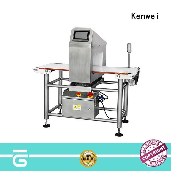 En aluminium pas cher détecteurs de métaux avec haute qualité pour chimique Kenwei