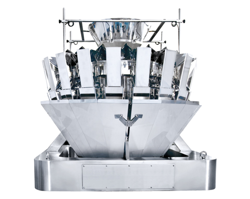 Kenwei -Best 2g Standard 20 Heads O Type Multihead Weigher 16l 25l Manufacture-1
