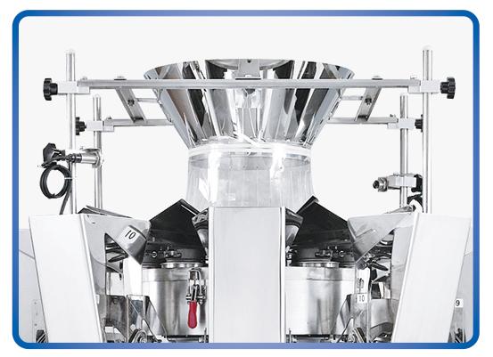 Personnalisation de la machine d'emballage standard Kenwei-3
