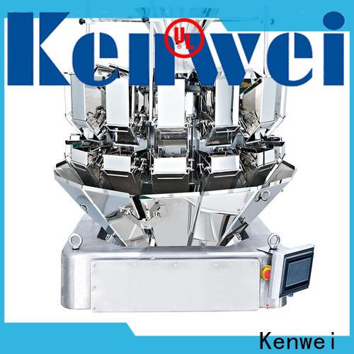 Usine avancée de machines d'emballage sous vide Kenwei