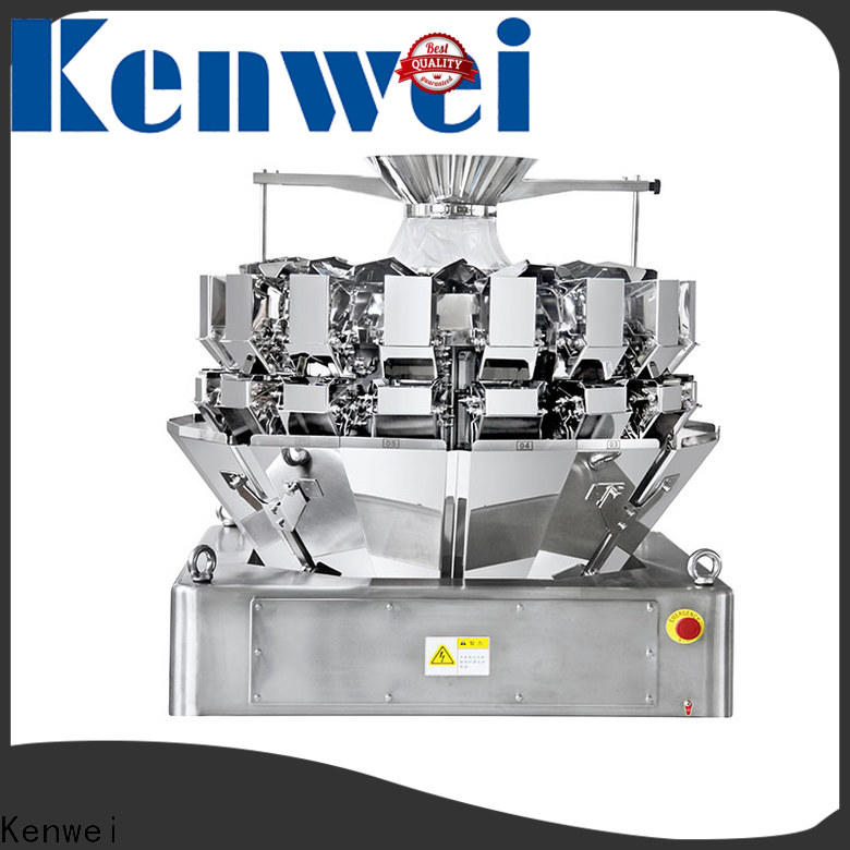 Conception de la machine de thermoscellage Kenwei