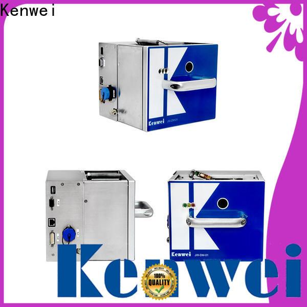 Fabricant d'imprimantes d'étiquettes thermiques Kenwei