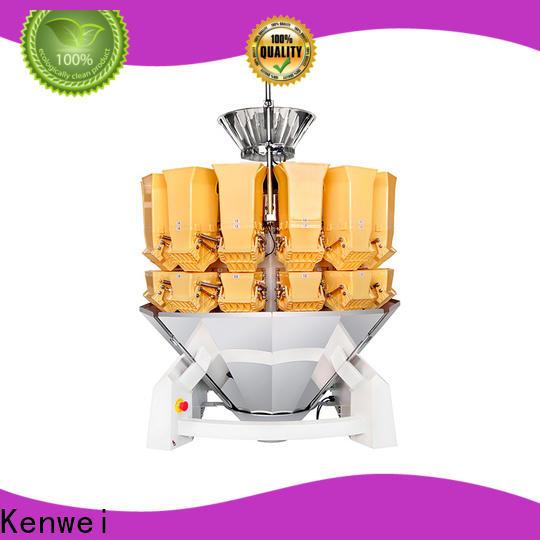 Kenwei packaging machine customization