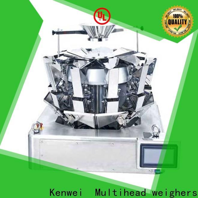 Service à guichet unique de machine d'ensachage de qualité 100% Kenwei