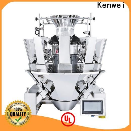 Usine de balances d'emballage Kenwei