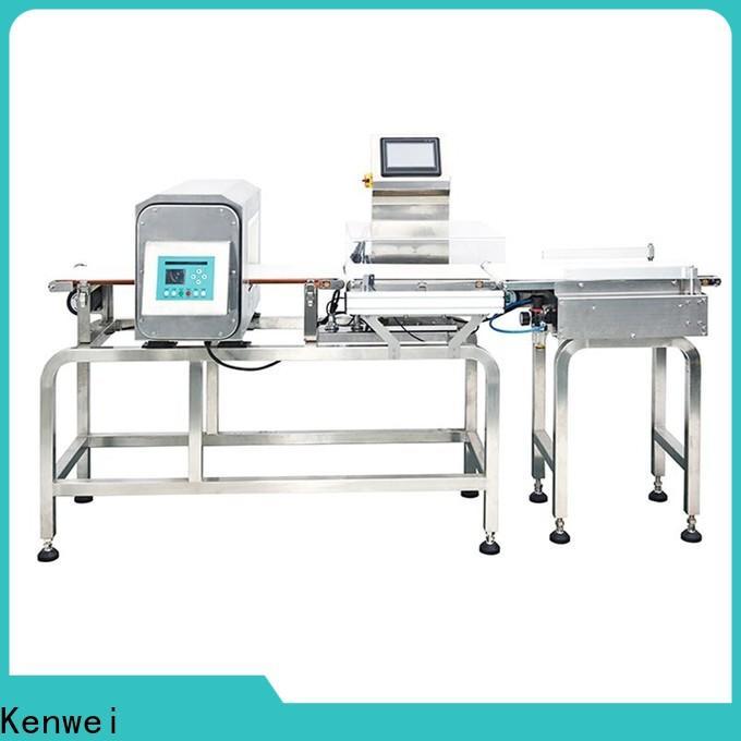 Kenwei checkweigher manufacturer